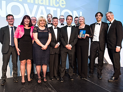 Public Finance Innovator of the Year